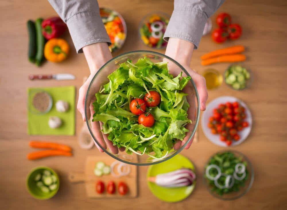 מאכלים צמחוניים / טבעוניים - אולם, גן אירועים גרייס