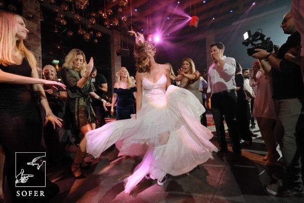 מסיבת ריקודים- גרייס