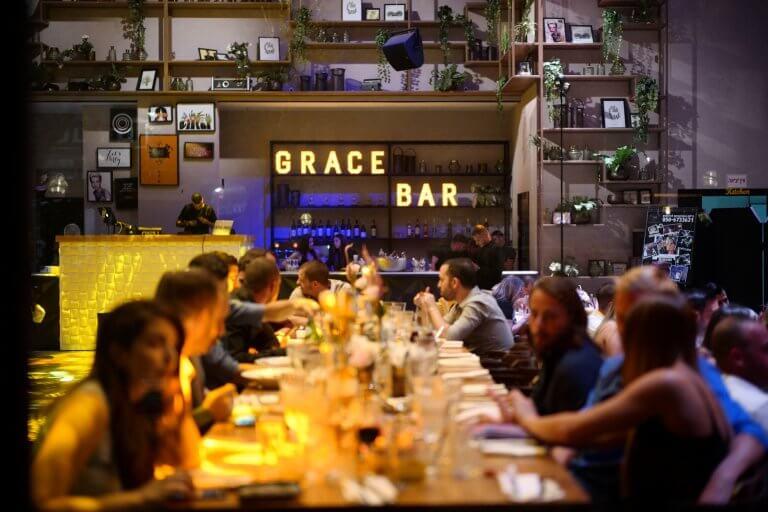 גרייס אירועים- ארוחה עיקרית