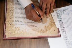 הליך רישום נישואין