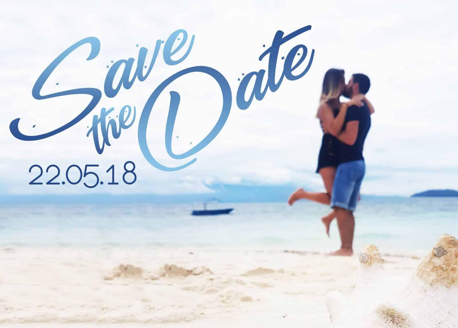 svae the date - גרייס