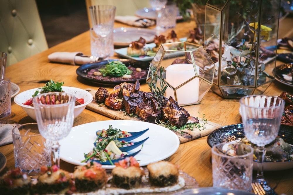 גרייס - קולינריה - מטבח שף
