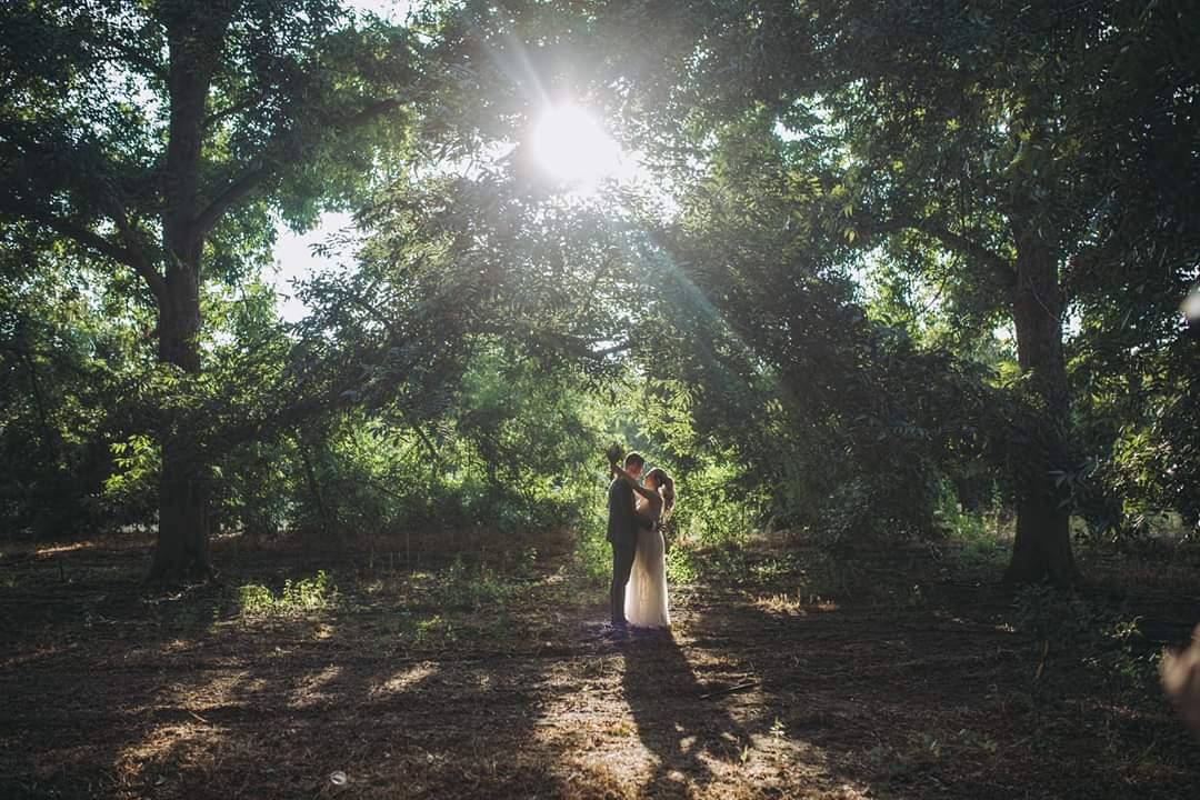 גרייס - צילומי חתונה רומנטיים - נונה ומיכאל