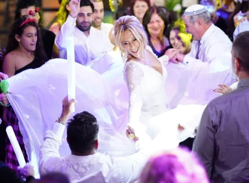 שירן ומשה - סיפורי זוגות - כלה רוקדת