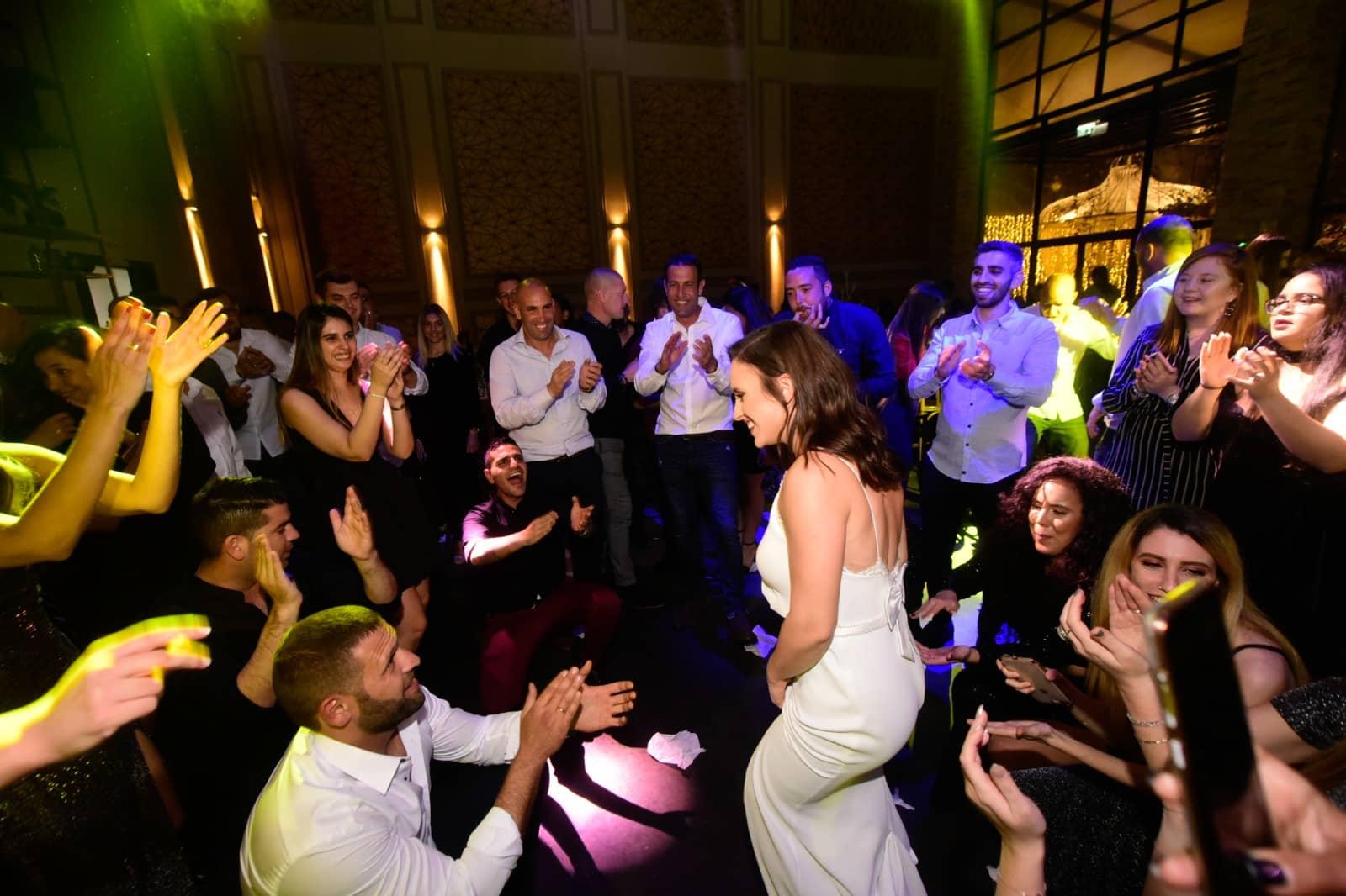חתונה של מיטל וגיורא
