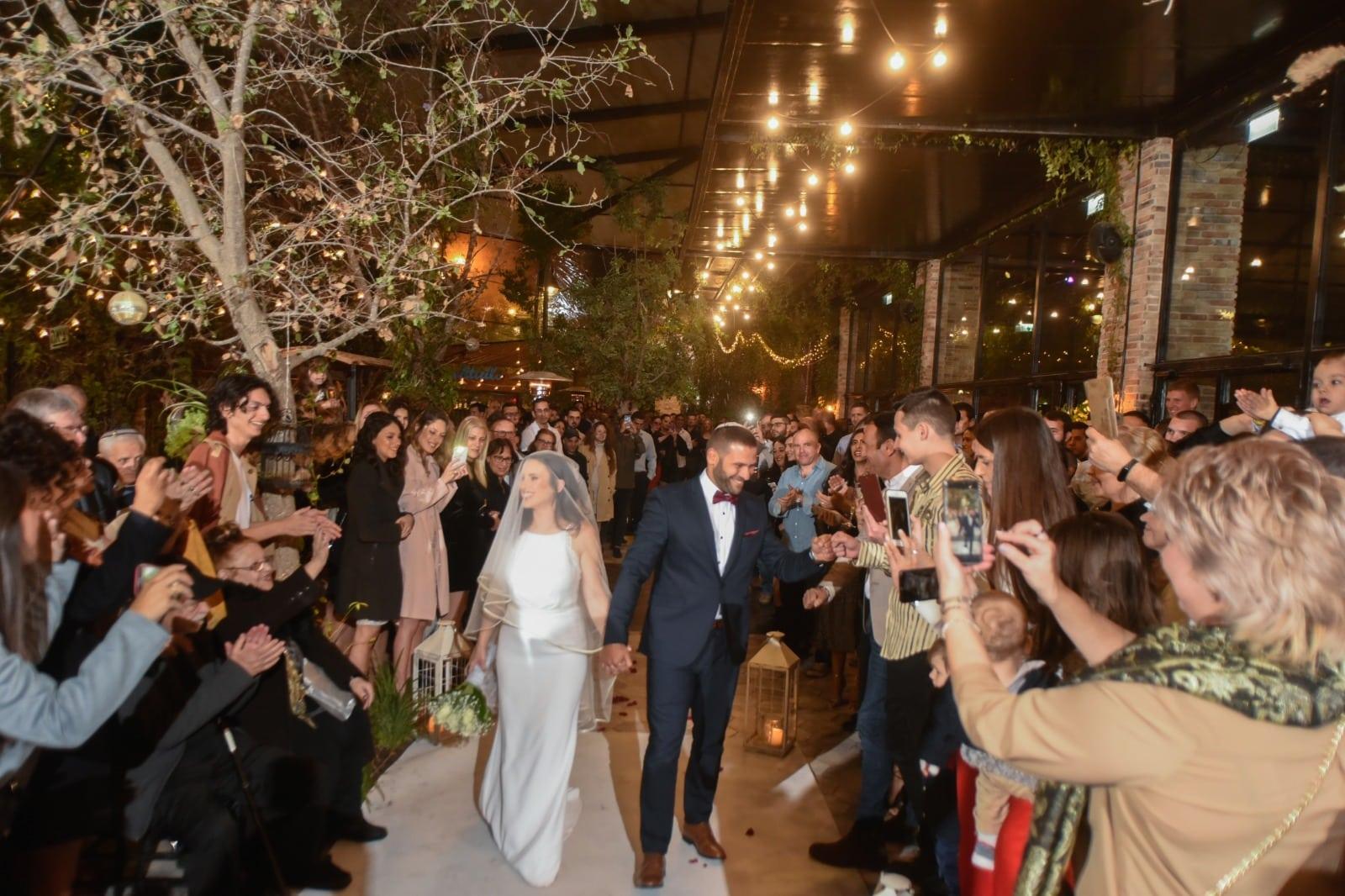 חתונה באולם אירועים גרייס