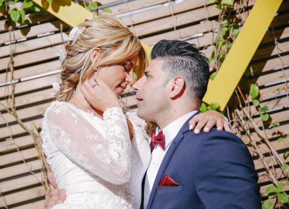 חתונה במרכז - שירן ומשה
