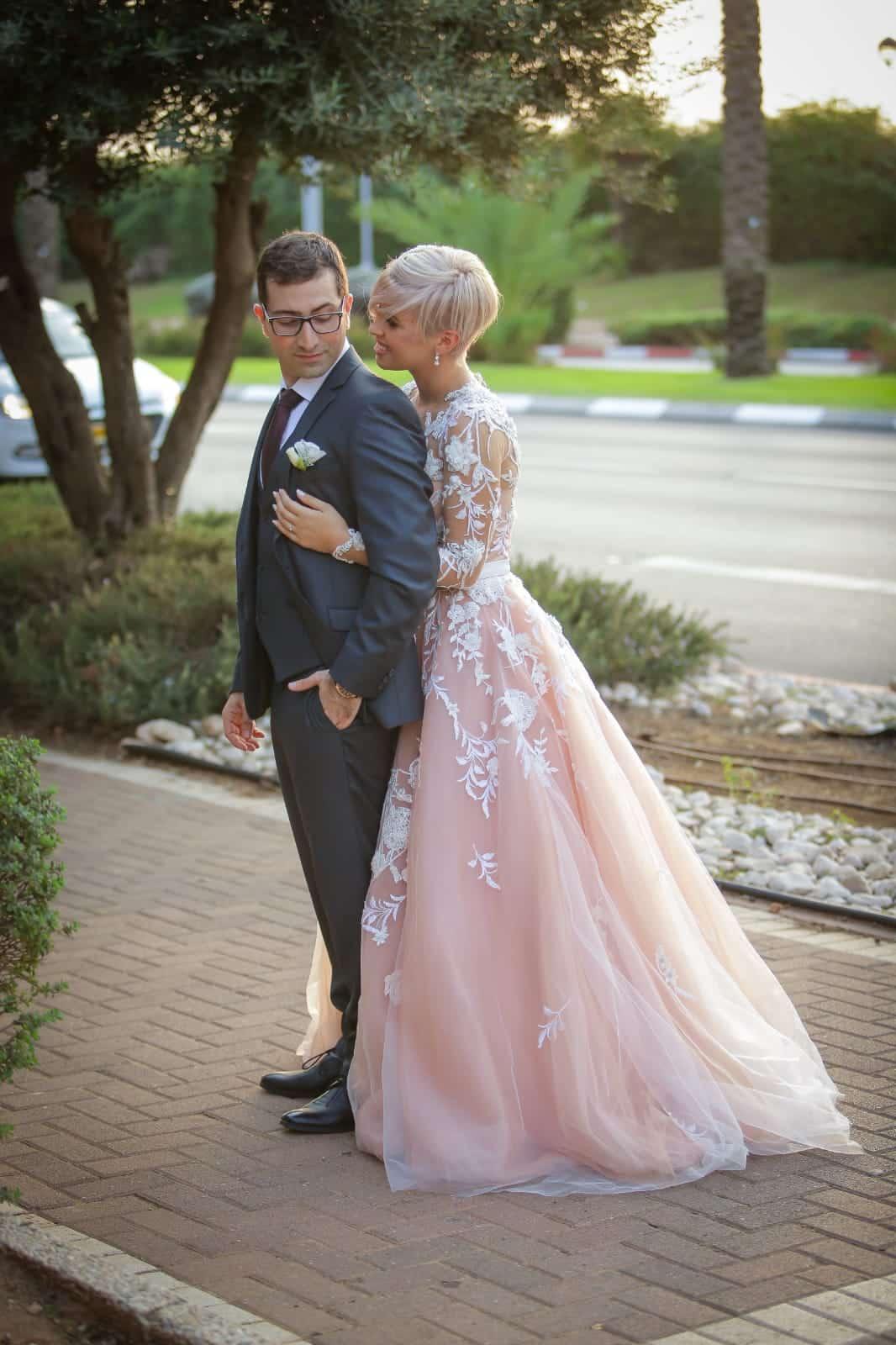 צילומי חתונה - קיילא ושלו