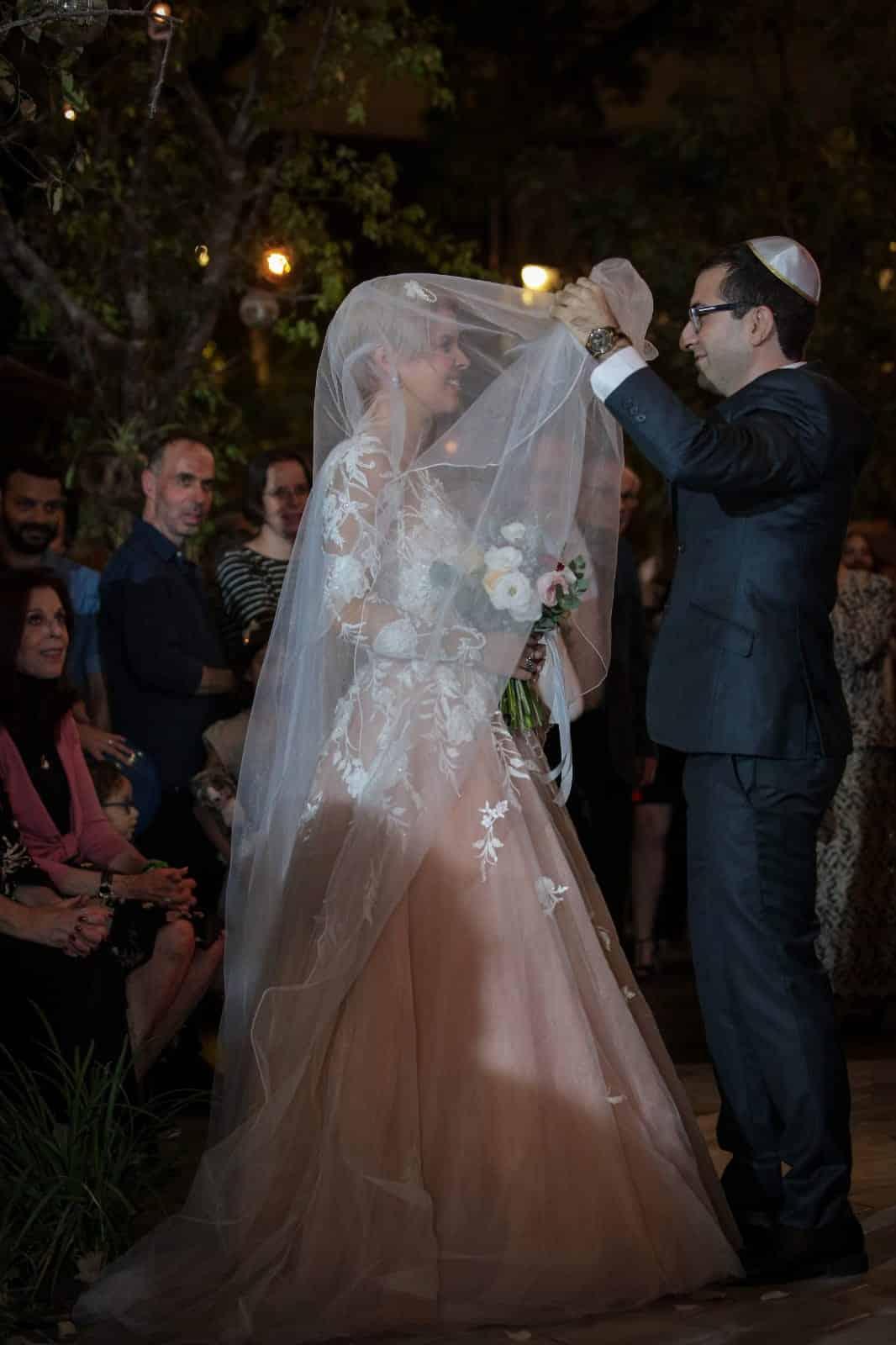 חתונה בגרייס - קיילא ושלו