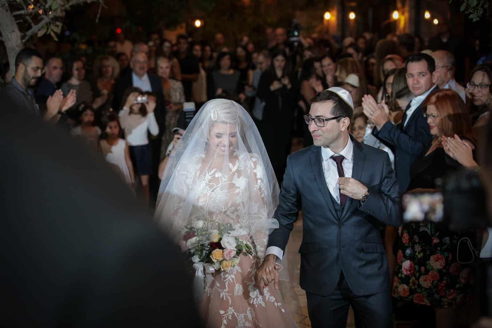 חתונה של קיילא ושלו - גרייס