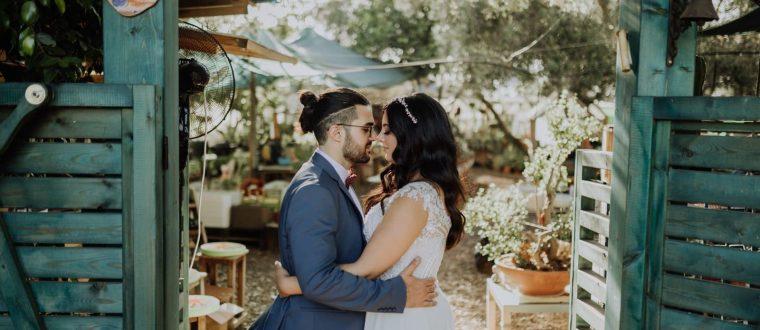 חשמל באוויר: החתונה של אלמוג וקורן
