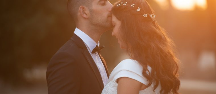 אהבה קוסמית: החתונה של טניה ועידן