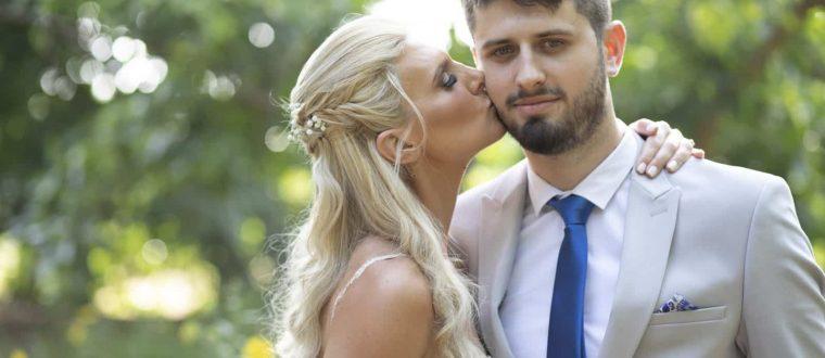 החתונה הטבעונית של לימור ויורי