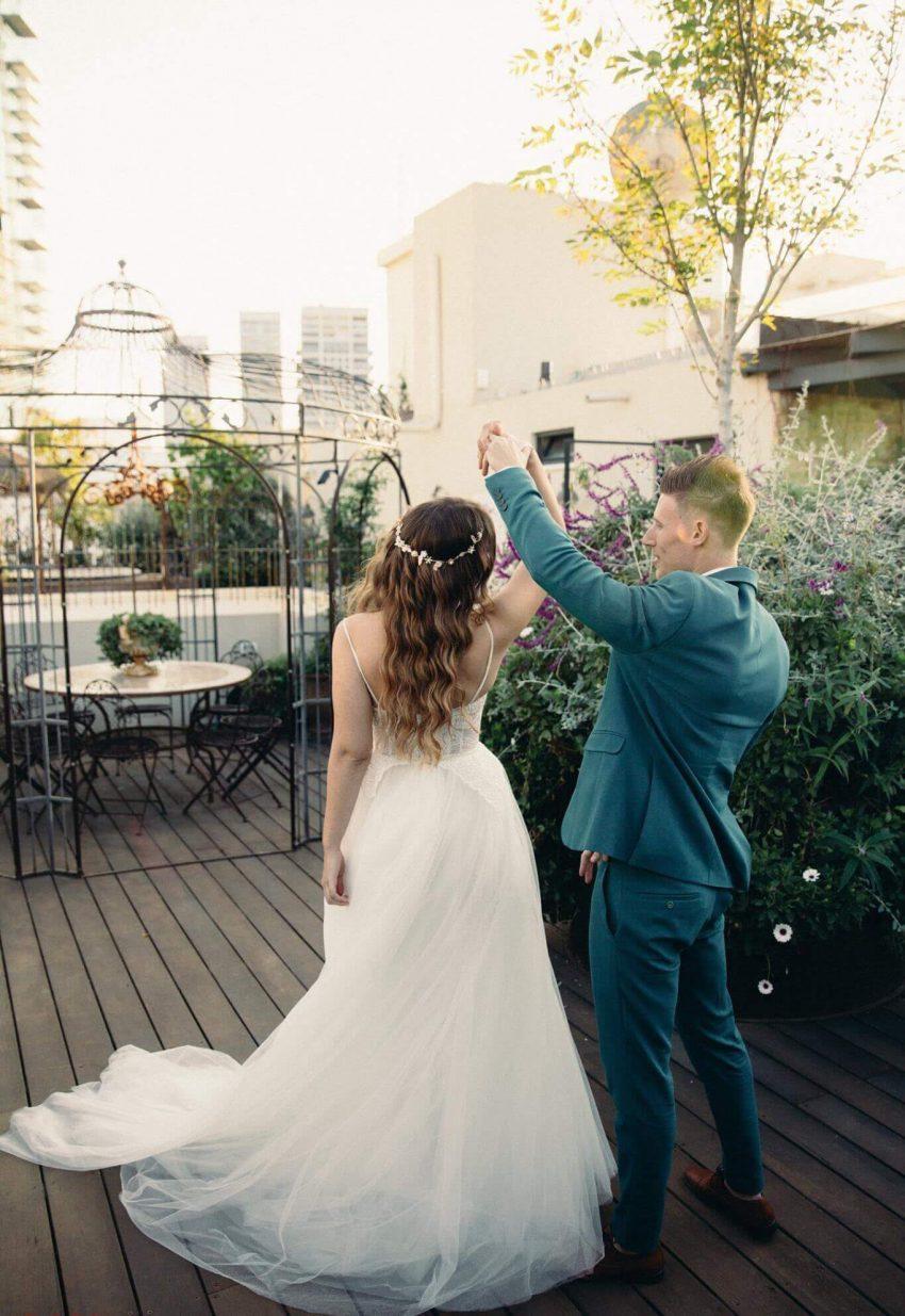 חתונה הפוכה