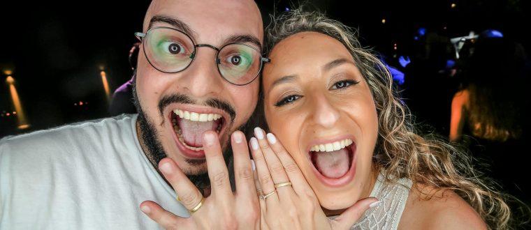לדייק ולשחרר: החתונה של מעיין וליחי