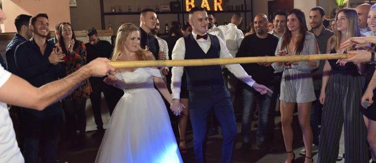 מברצלונה באהבה: סיפור החתונה של טלי ואלכס