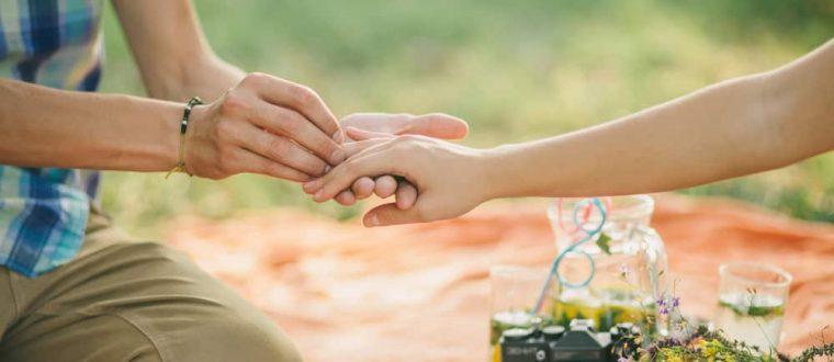 הרעיונות הכי מקוריים להצעת נישואין