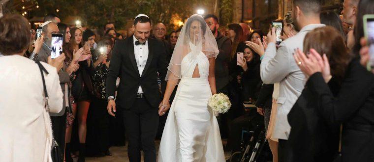 עניין של מיקום: החתונה של שני ועדי
