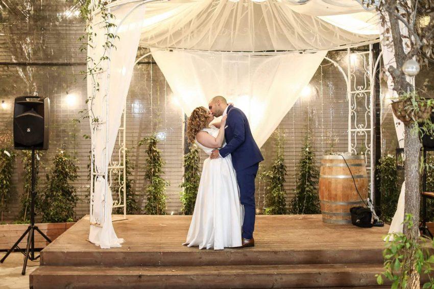 חתונת בזאק בראשון לציון - ימית ונדב