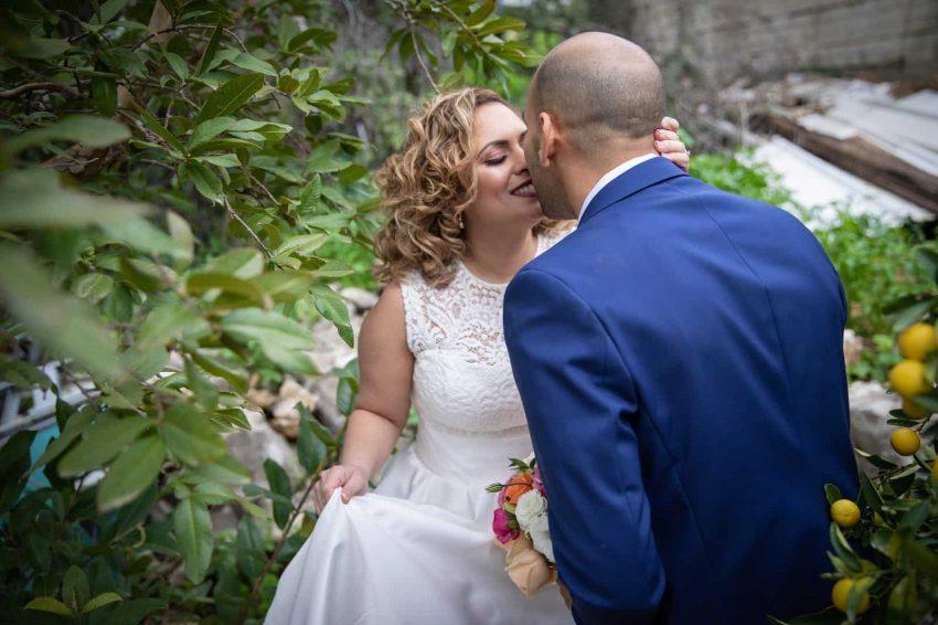 ימית ונדב - חתונת בזק בגרייס