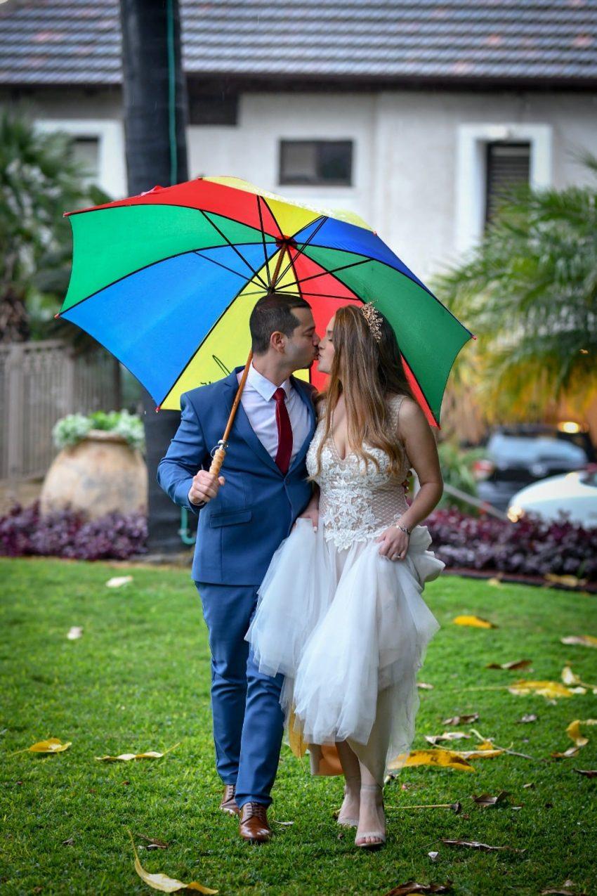 ויקטוריה וחיים - סיפורי זוגות - חתונה בדצמבר