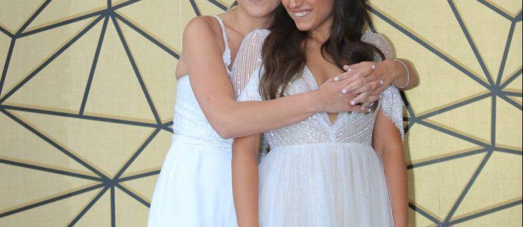 """לא רק בחו""""ל – חתונת נשים אלטרנטיבית בגרייס – Girl Power"""