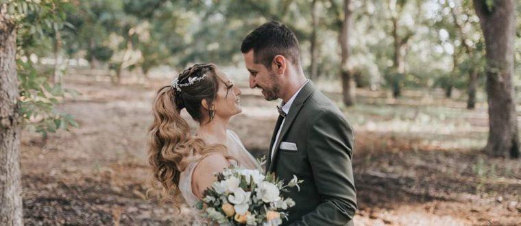 סיפור אהבה שנכתב מראש: החתונה של נונה ומיכאל