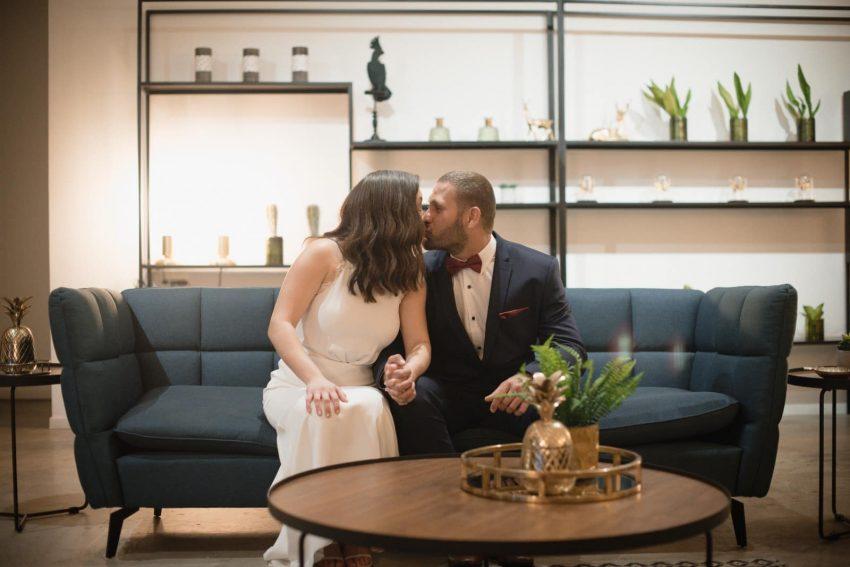 חתונה של מיטל וגיורא בגרייס