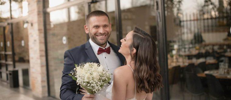 החתונה שזכתה לחזרה גנרלית: האירוע של מיטל וגיורא
