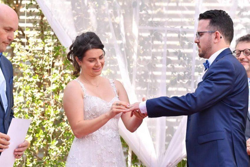 טקס חתונה- גן אירועים גרייס